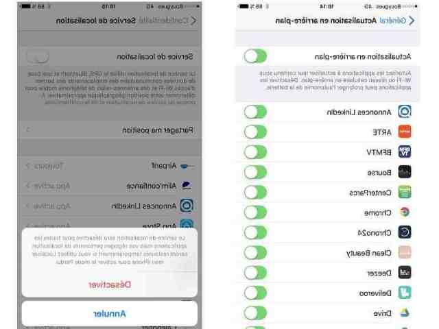 Comment forcer la mise à jour iOS 14 ?