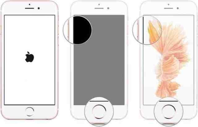 Comment forcer l'allumage d'un iPhone ?
