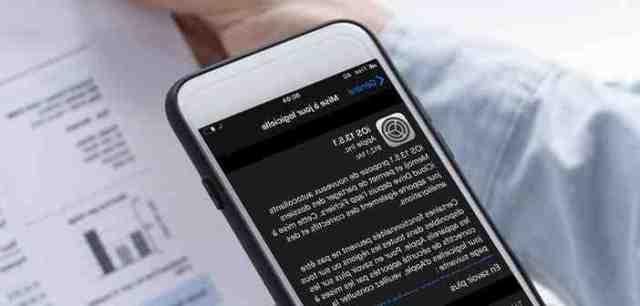 Comment installer iOS 14 sur iPhone 5 ?