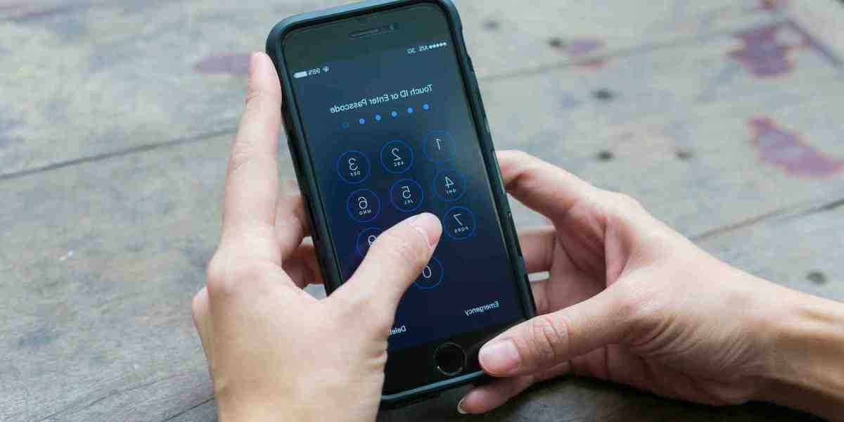 Comment mettre l'empreinte sur iPhone ?