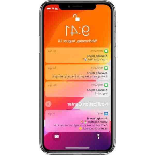 Comment mettre l'empreinte sur iPhone XR ?