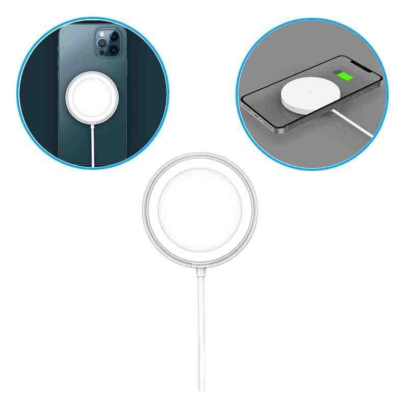 Comment recharger l'iPhone 12 mini ?