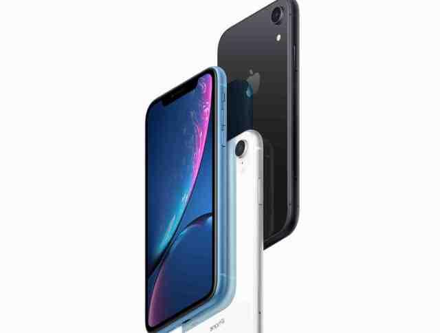 Comment régler l'appareil photo iPhone XR ?