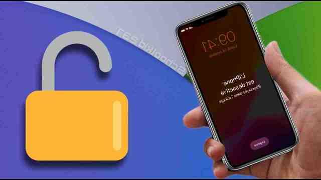 Comment remettre un iPhone en mode usine sans mot de passe ?