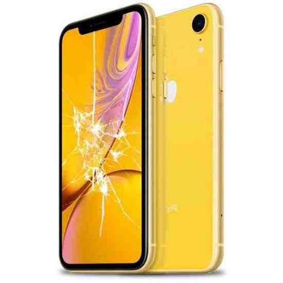 Comment réparer un ecran d'iPhone casse ?
