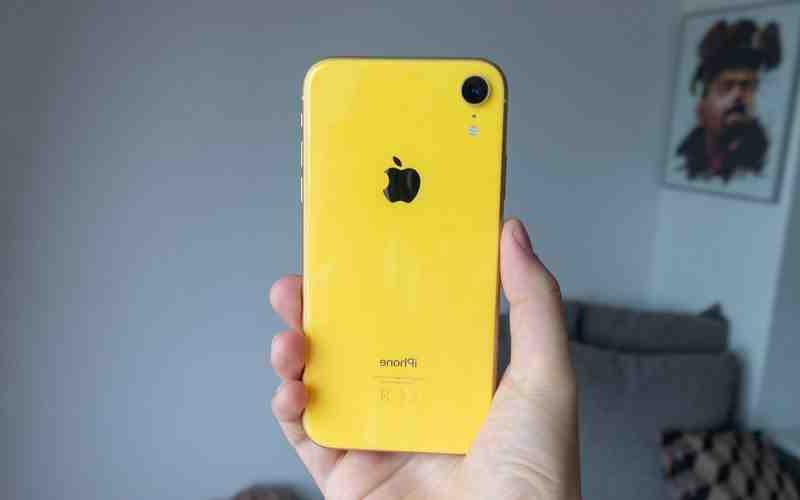 Comment se recharge iPhone XR ?