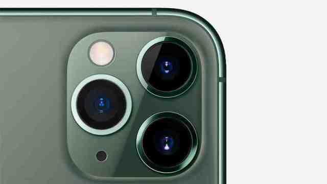 Comment utiliser appareil photo iPhone 12 Pro ?
