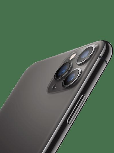 Couleurs maximales de l'Iphone 11 pro