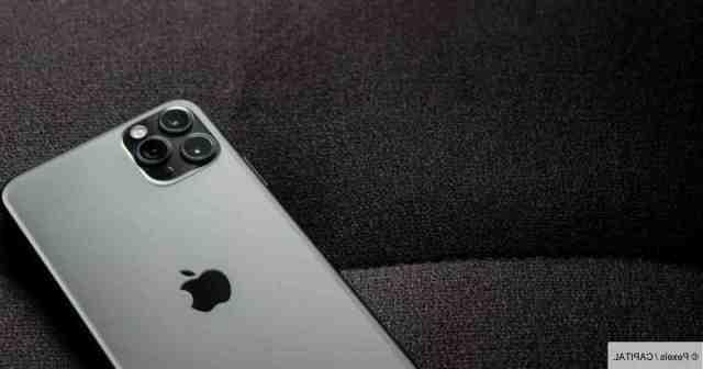 Est-ce que le iPhone 12 résiste à l'eau ?