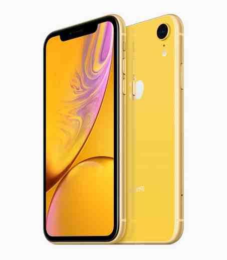 Est-ce que le prix de l'iPhone XR va baisser ?