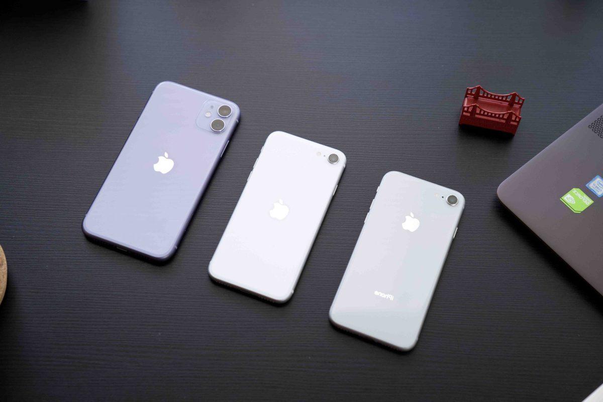 Est-ce que l'iPhone 8 Plus va dans l'eau ?