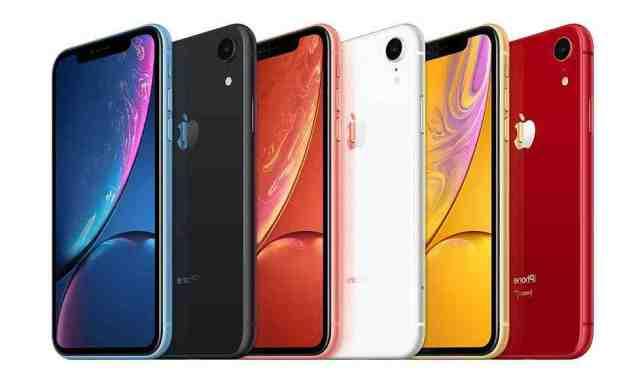 Est-ce que l'iPhone XR fait la même taille que le 11 ?