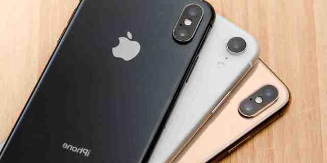 Est-ce que l'iPhone XR se charge par induction ?