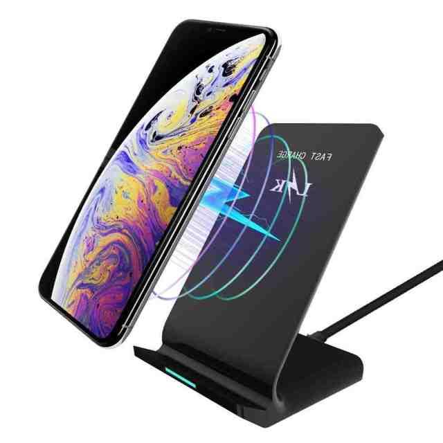 Est-ce que l'iPhone XR se charge sans fil ?