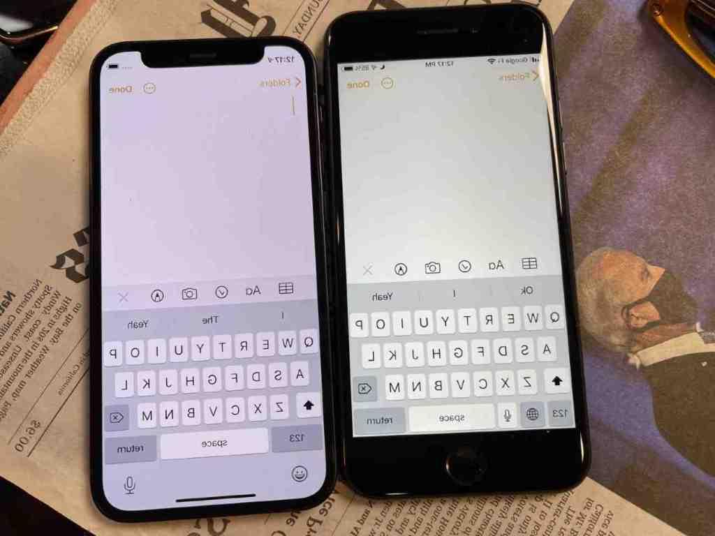 Iphone 12 mini éteindre