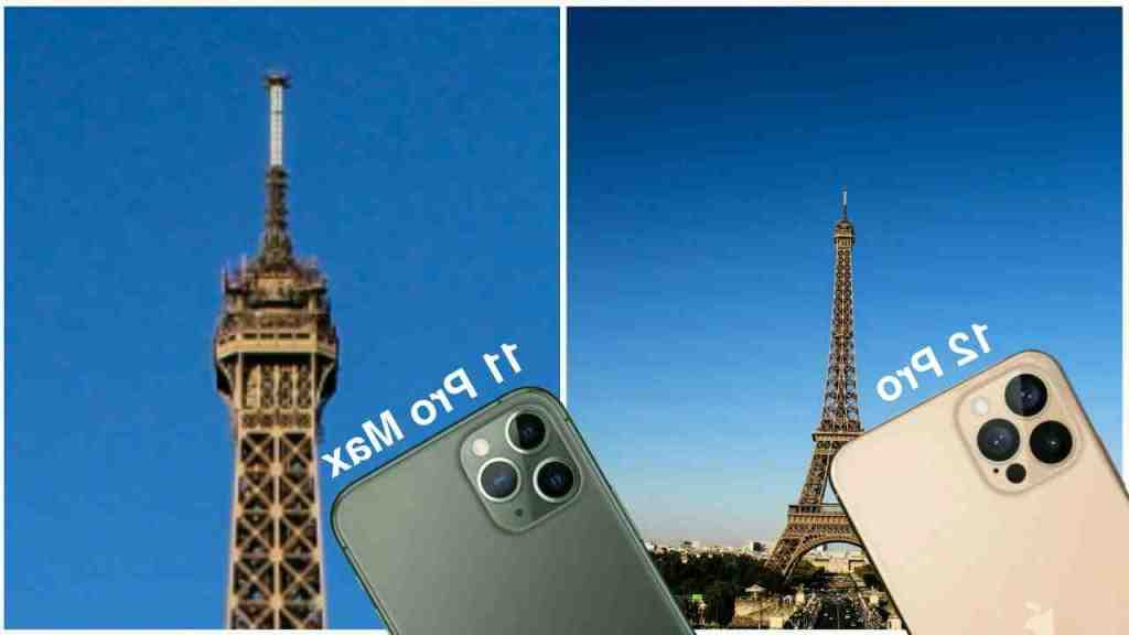 Iphone 12 pro max zoom