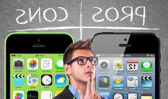 Iphone 5 ou 5c
