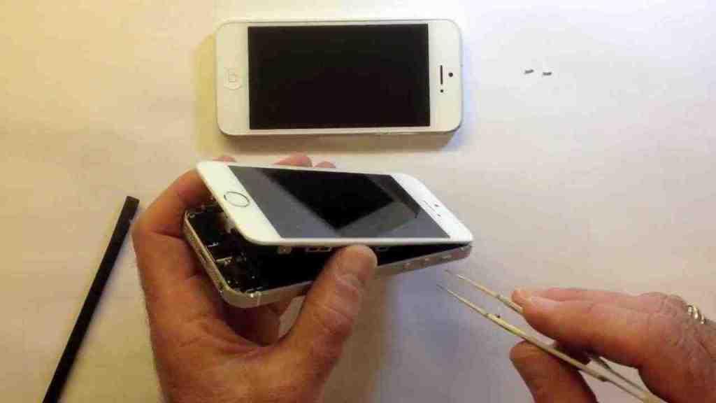 Iphone 5 sans appareil photo