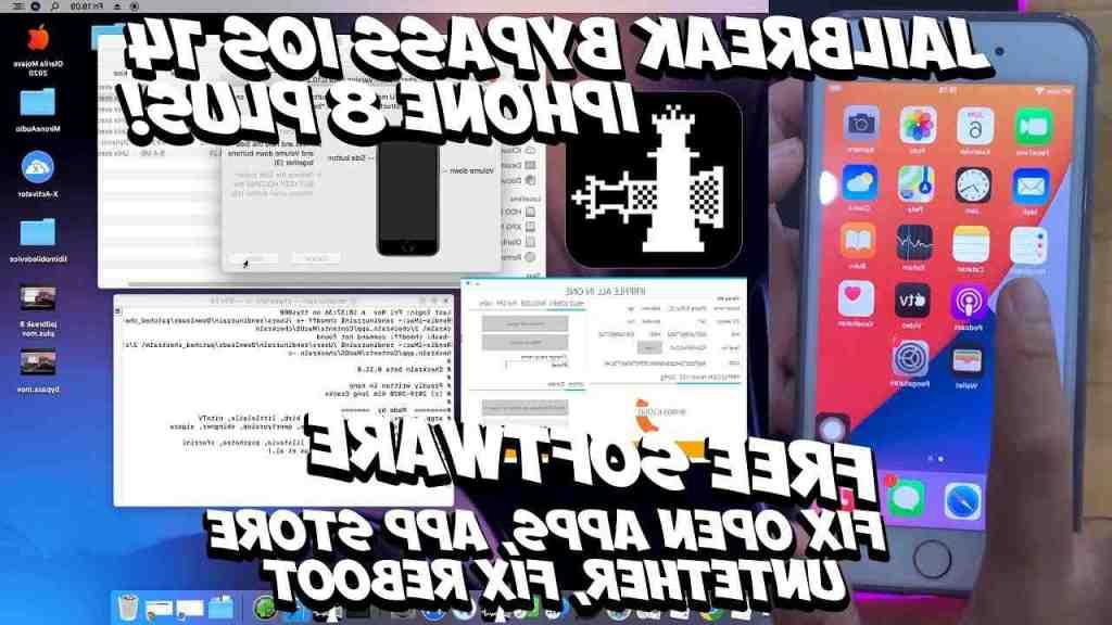 Iphone 8 plus jailbreak