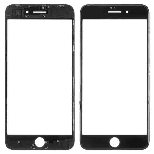 Is iPhone 8 LCD or OLED?
