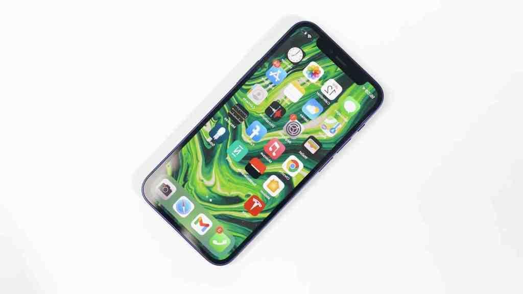 L'Iphone 12 pro max ne peut pas passer d'appels