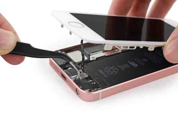L'apparence de l'Iphone 5