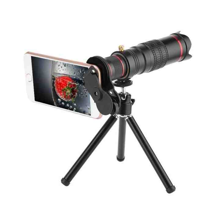 Objectif zoom Iphone xr