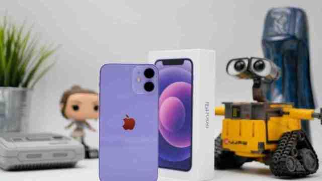 Où acheter adaptateur iPhone 12 ?