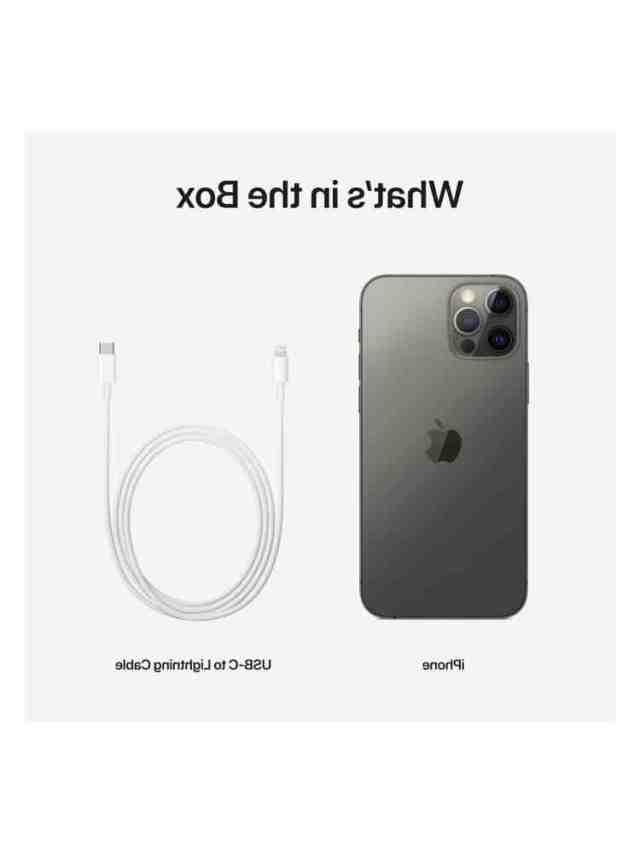 Où commander son iPhone 12 Pro Max ?