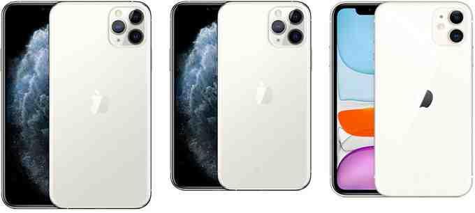 Où trouver l'iPhone 11 PRO le moins cher ?
