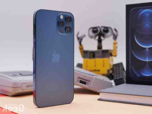 Où trouver l'iPhone 12 Pro or 256 Go ?