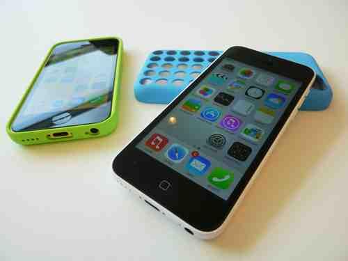 Poids de l'Iphone 5