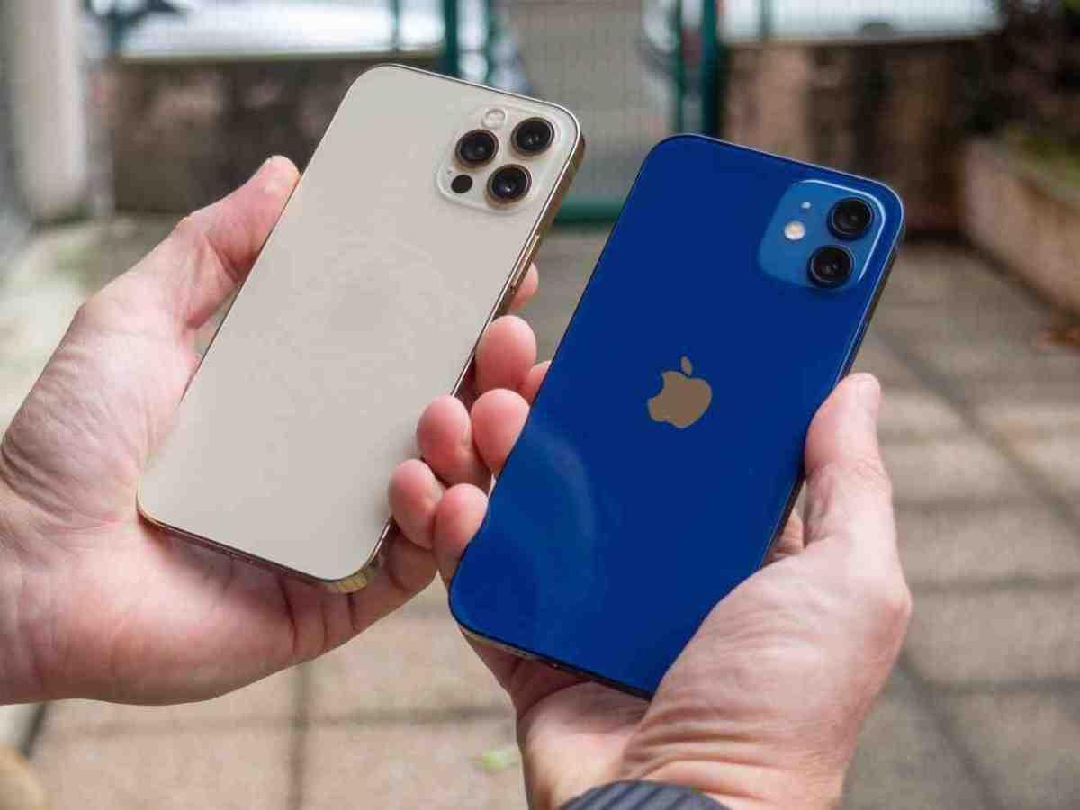 Pourquoi 3 caméra iPhone 12 ?