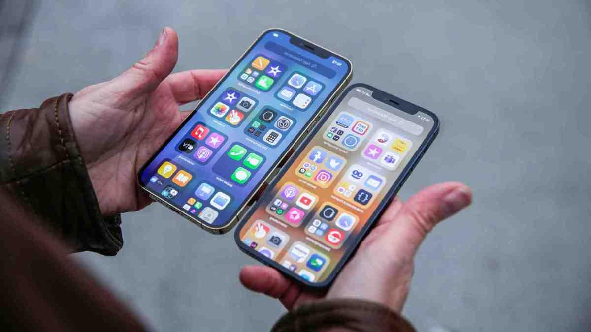 Pourquoi attendre l'iPhone 13 ?