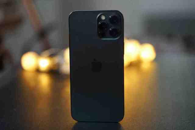 Pourquoi iPhone 12 Pro ?