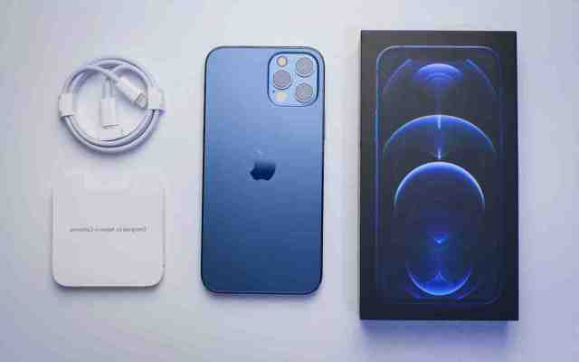Pourquoi l'iPhone 12 Pro chauffe ?