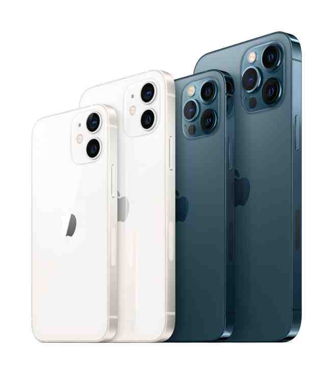 Pourquoi l'iphone 12 pro max est cher
