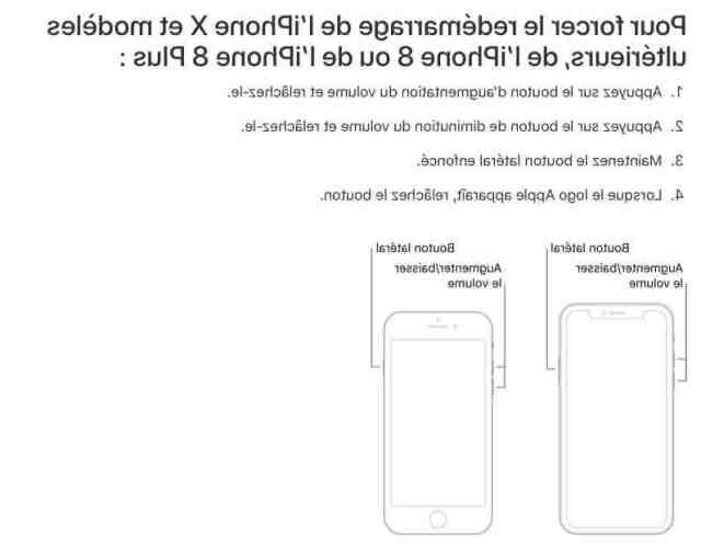Pourquoi mon iPhone XR s'éteint tout seul ?