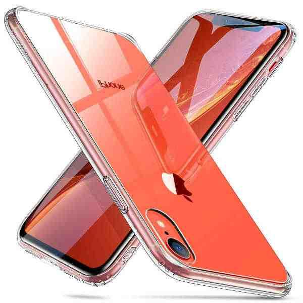 Pourquoi pas de coque Apple iPhone XR ?