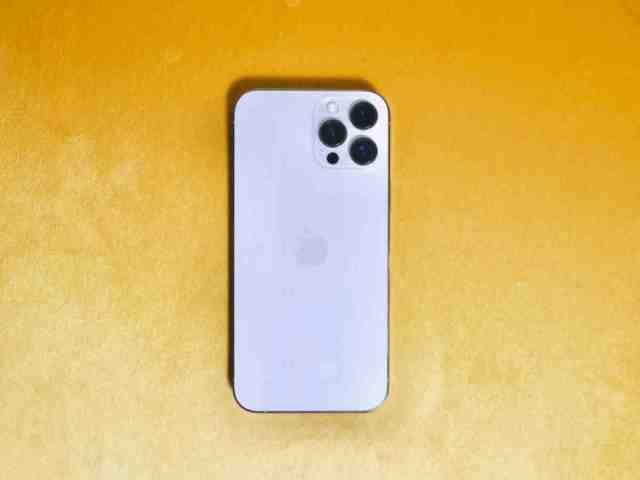 Quand acheter l'iPhone 12 Pro Max ?