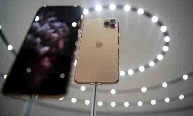Quand est sorti iPhone 11 Pro ?