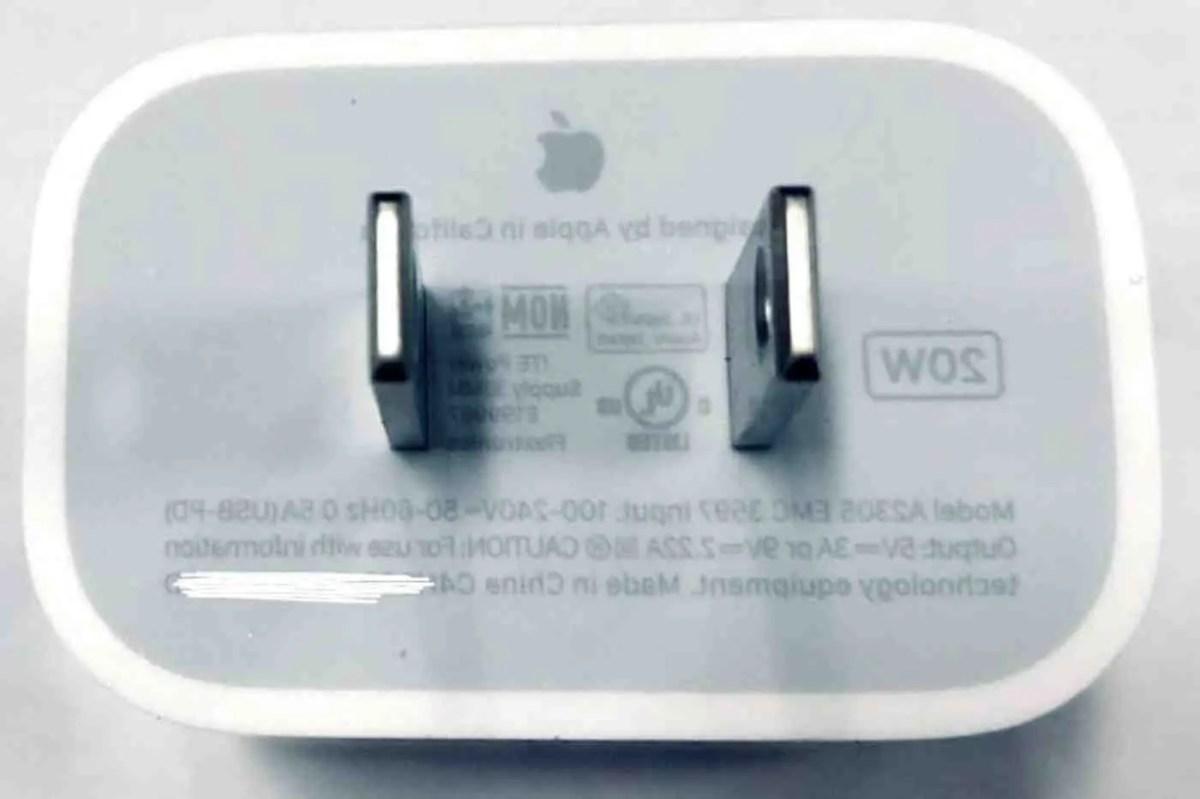 Quand je branche mon chargeur mon iPhone ne charge pas ?