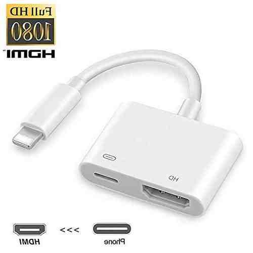 Quel cable pour relier iPhone TV ?