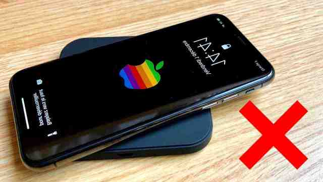 Quel chargeur sans fil pour iPhone XR ?