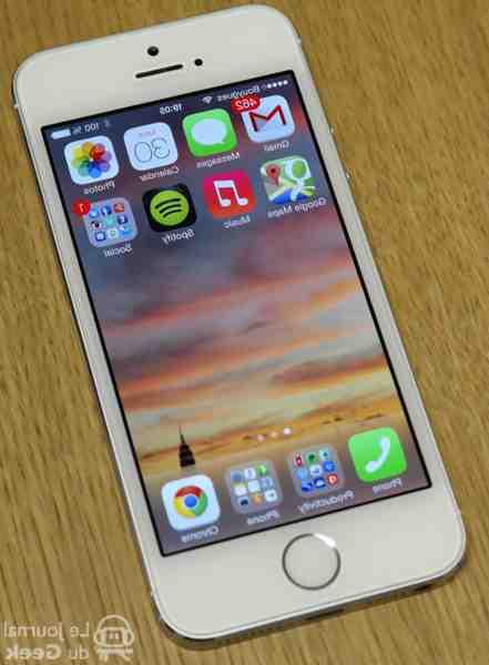 Quel est la puce de l'iPhone 6 ?