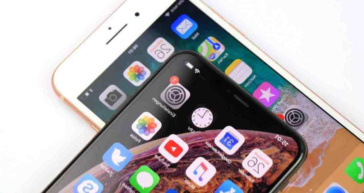 Quel est le meilleur entre iPhone XS et XR ?