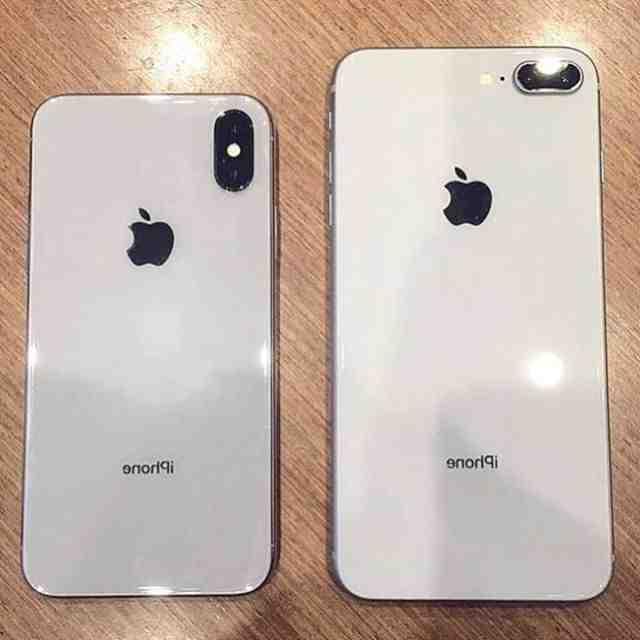 Quel est le meilleur entre l'iPhone 8 et l'iPhone X ?