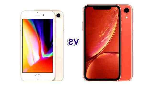 Quel est le meilleur iPhone XR ou XS ?