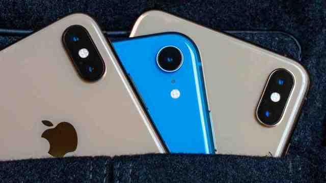 Quel est le meilleur iPhone entre X et XR ?
