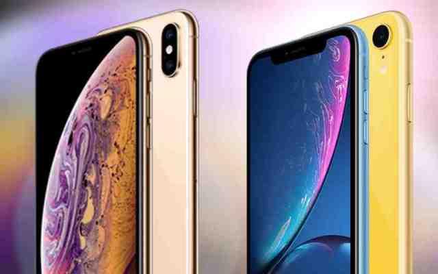 Quel est le mieux entre l'iPhone XR et XS ?